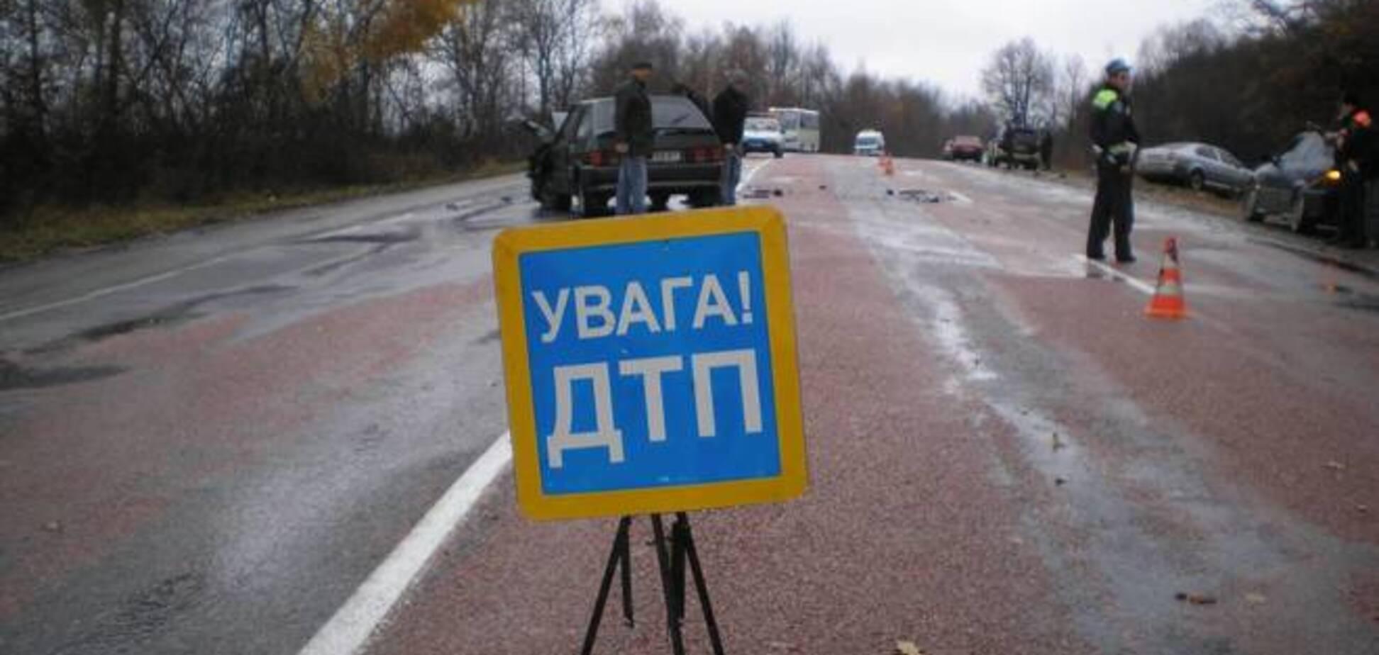 Война на дорогах: 93 ДТП, 17 погибших