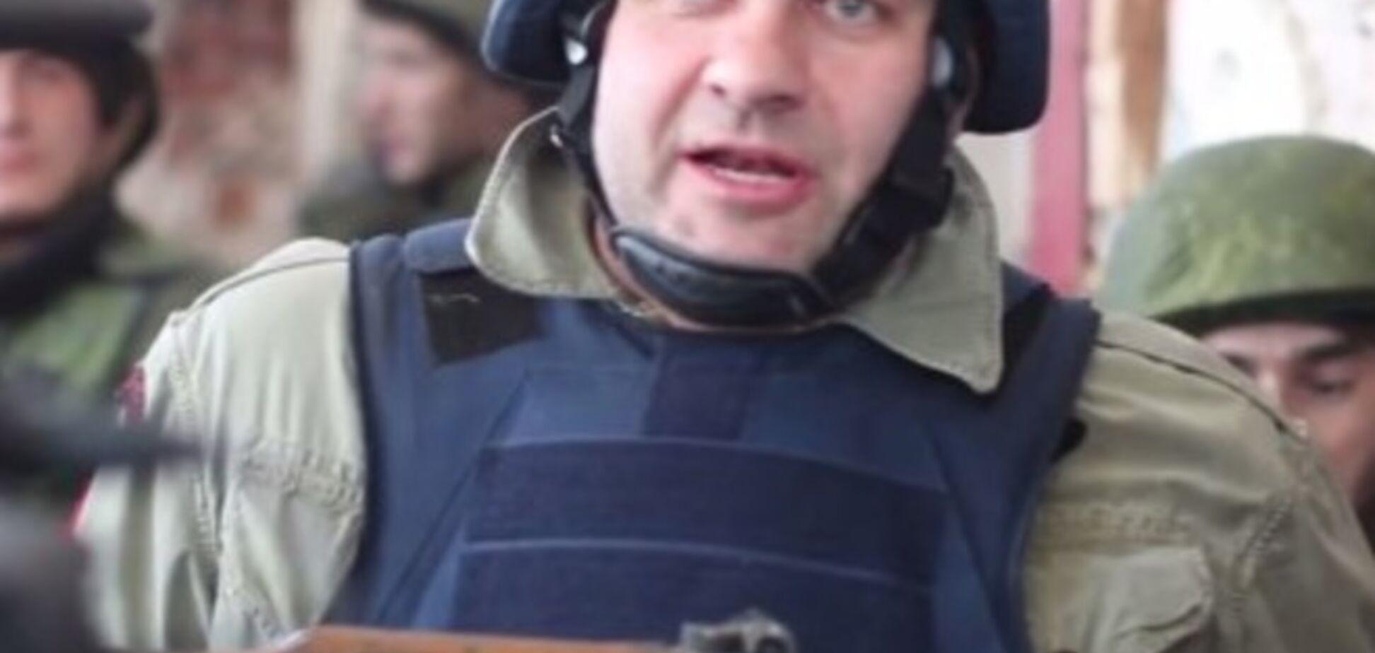 Командир боевиков: Пореченков просто хотел пострелять… Ему понравилось