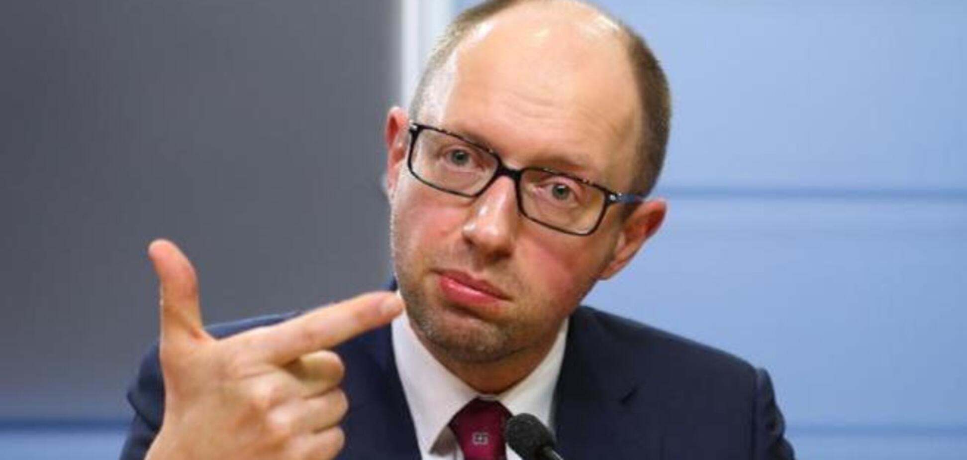 Украина до копейки погасила долги 'Нафтогаза' по евробондам - Яценюк