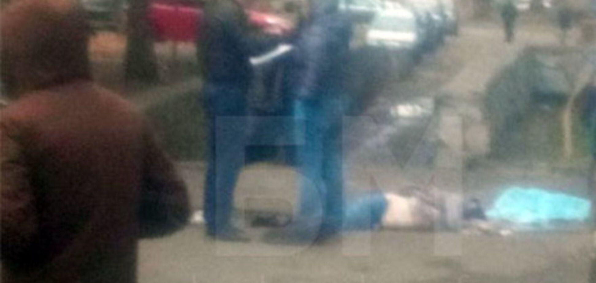 В Уфе женщина под 'спайсом' выбросилась с 9 этажа