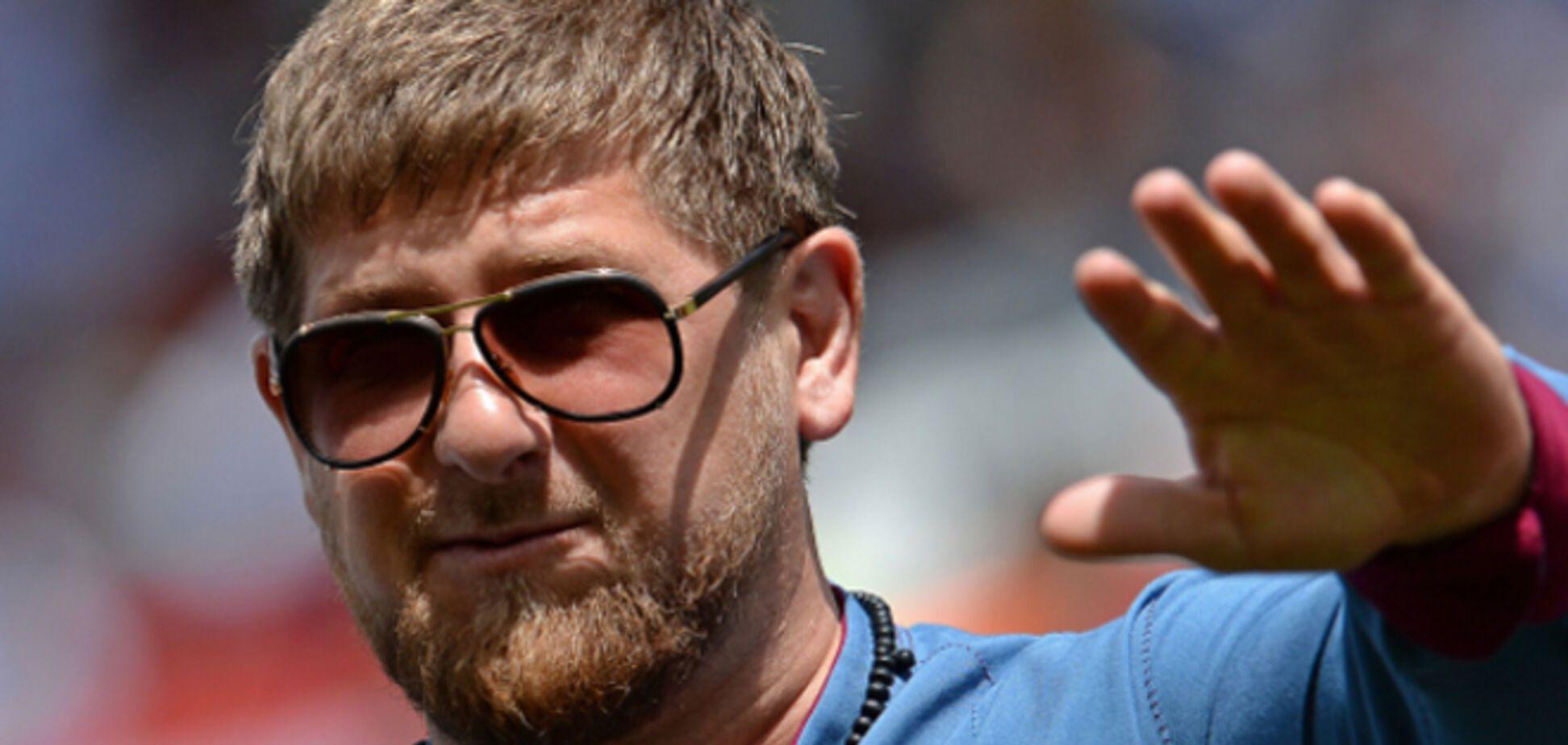Кадиров назвав Україну 'командою КВН ФСБ'