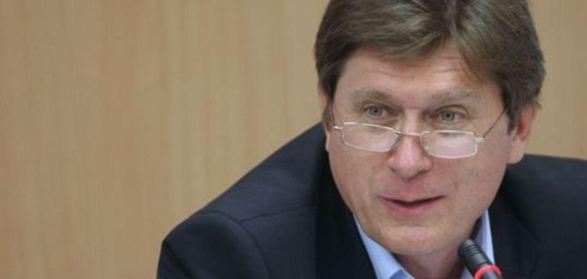 Политолог: информационная война против Хорошковского – это попытка ослабить 'Сильную Украину'