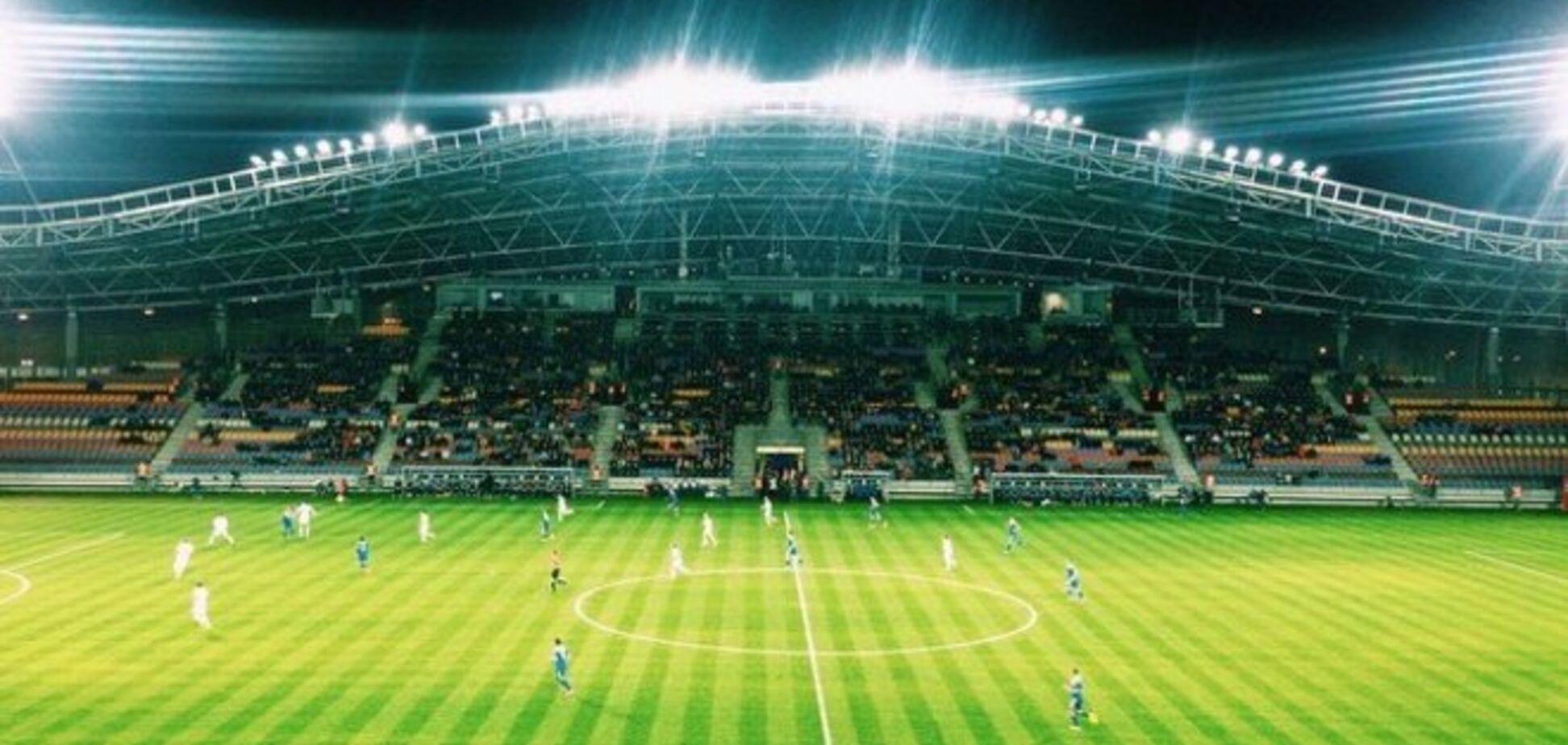 Появилось видео, как весь стадион на матче Беларусь - Украина поет 'Путин - х*йло'