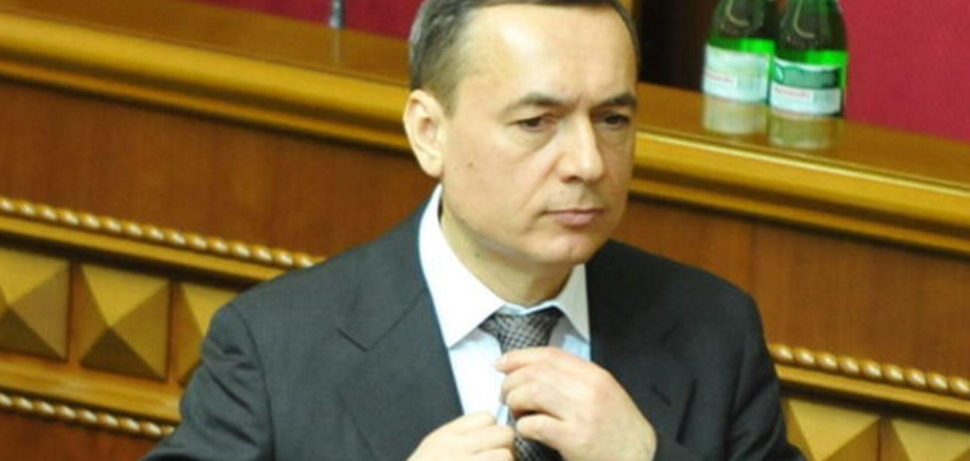 Скосарь рассказал, где взял $6 млн для Мартыненко