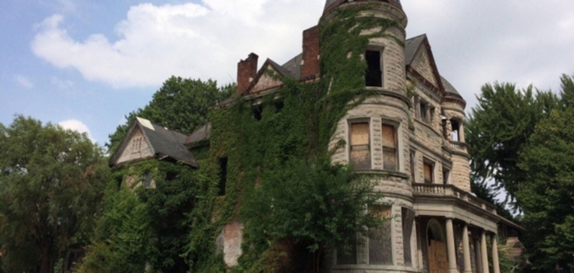 В США заброшенный трёхэтажный особняк продали... за 1 доллар