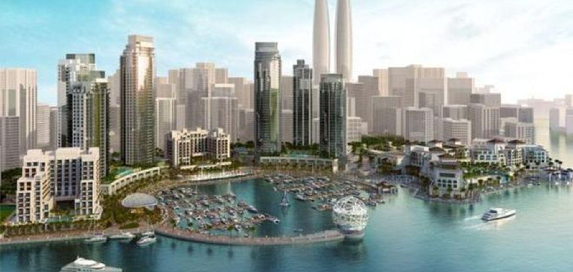 В Дубае построят самые высокие в мире башни-близнецы. Опубликованы фото
