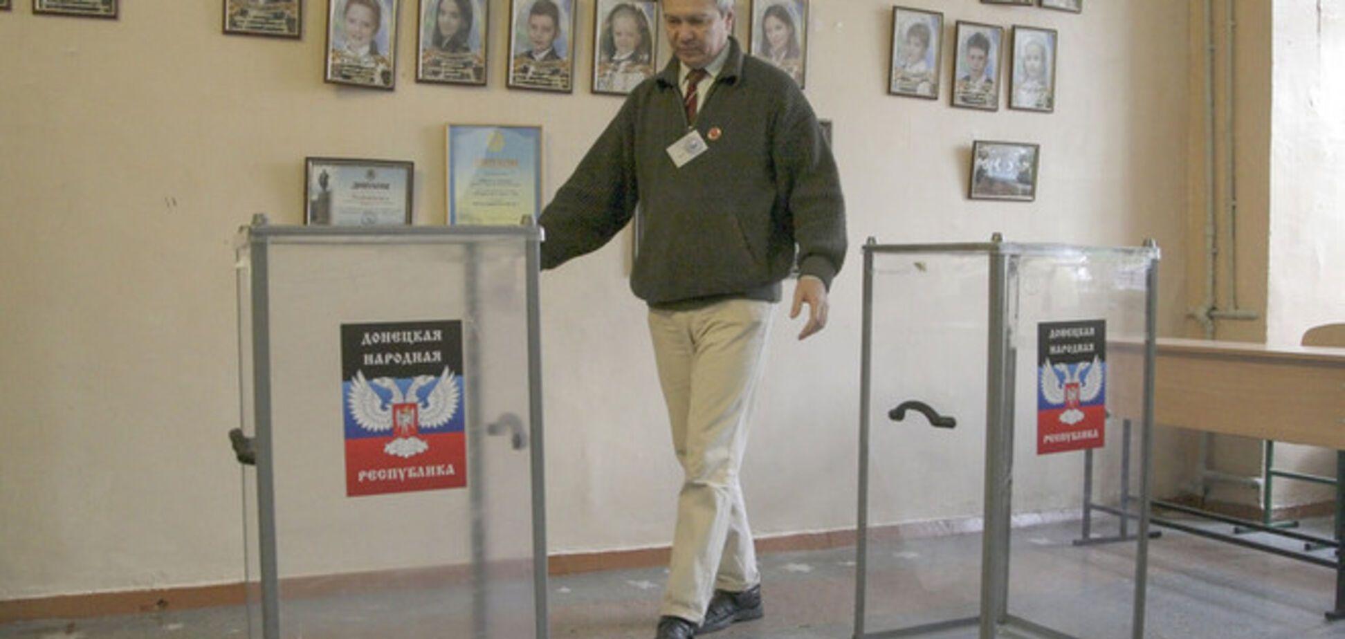 Выборы на Донбассе будут сорваны...