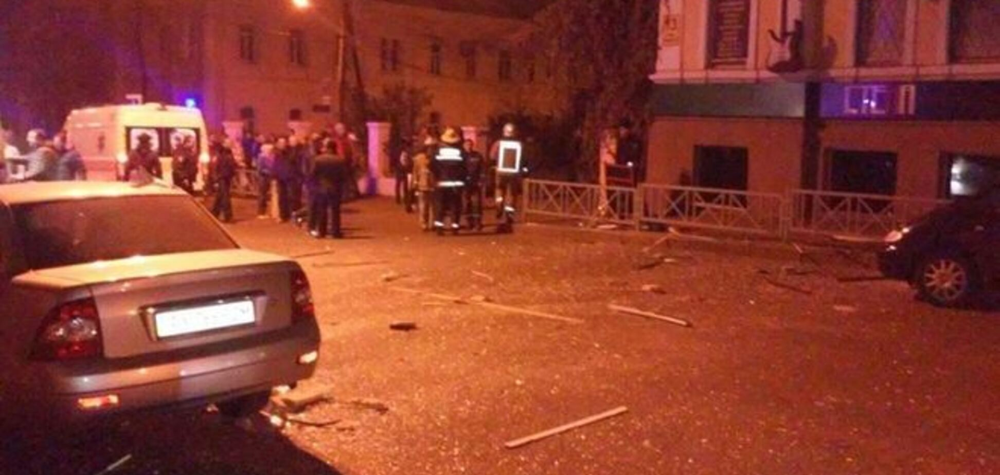 Стали известны новые подробности взрыва в харьковском пабе 'Стена'
