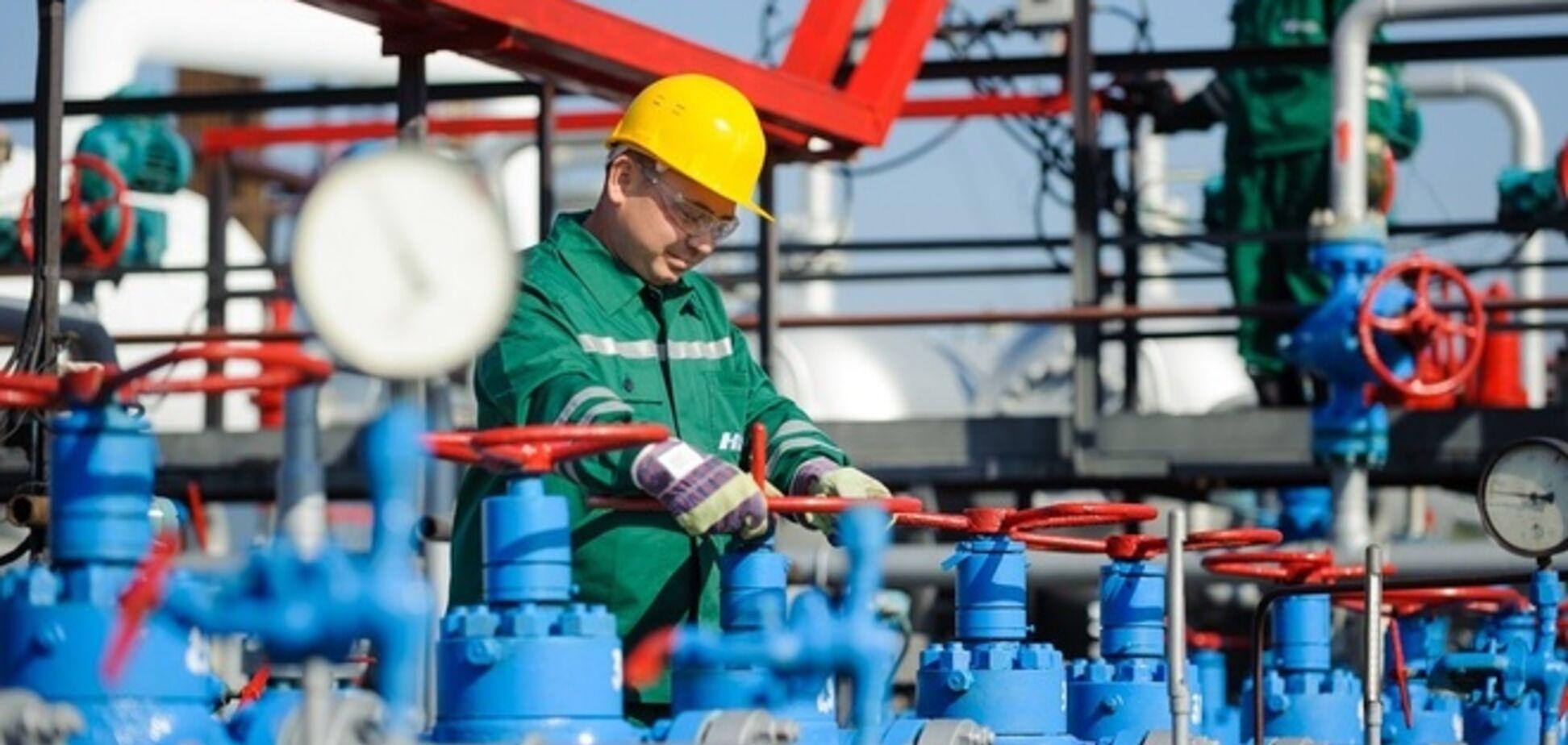 Кабмин обязал крупных потребителей закупать газ только у 'Нафтогаза'