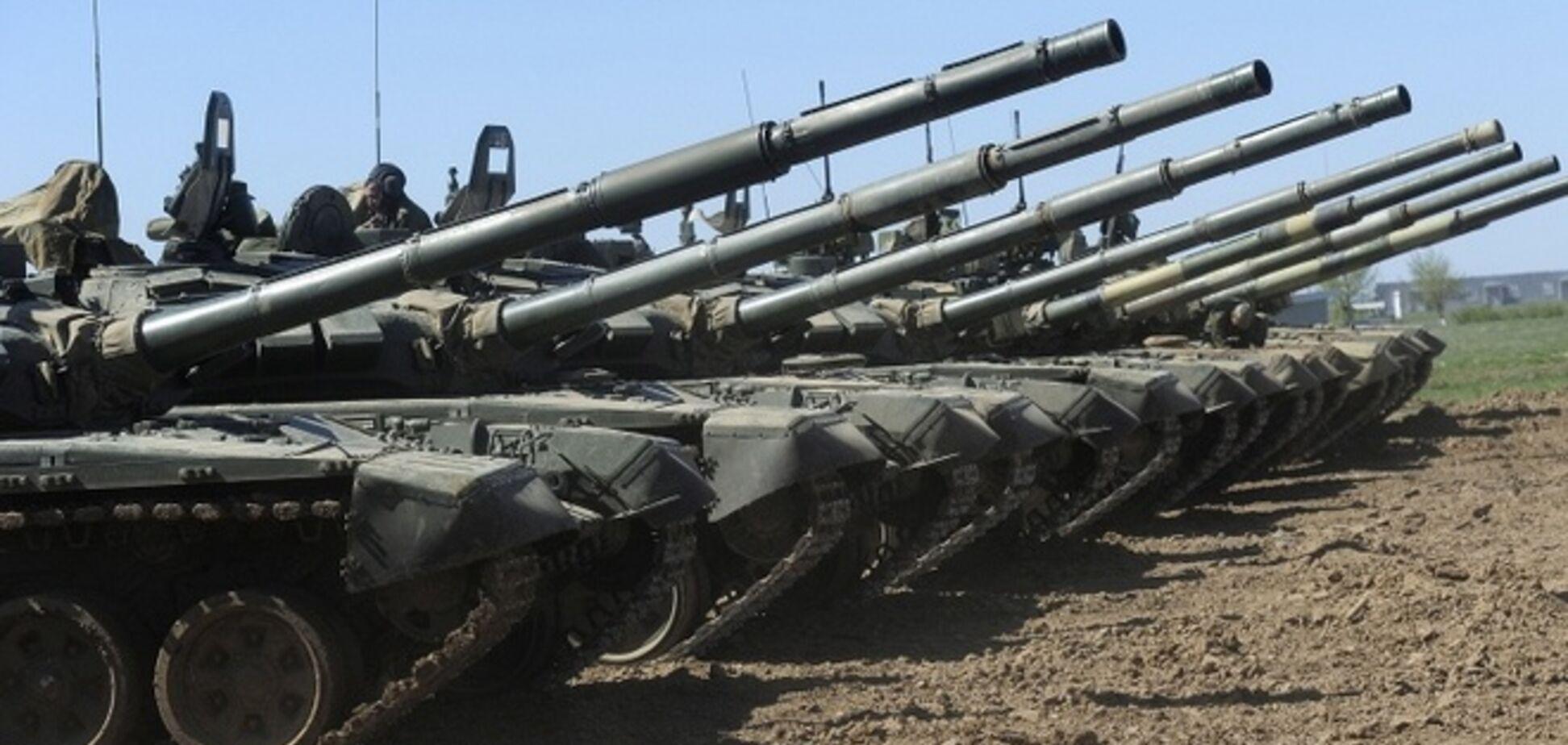 НАТО подтверждает перемещение военной техники из России на Донбасс