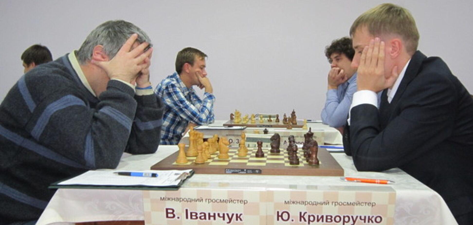 Старт чемпионата Украины по шахматам превратился в 'побоище'