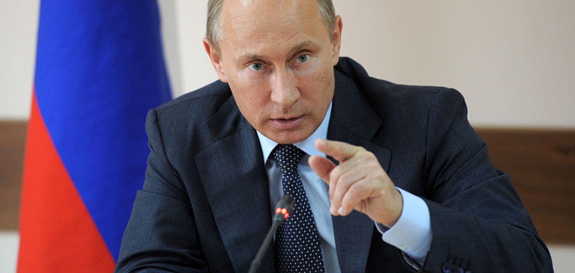 В сети набирает популярность сайт, где можно видеть, 'умер ли Путин'