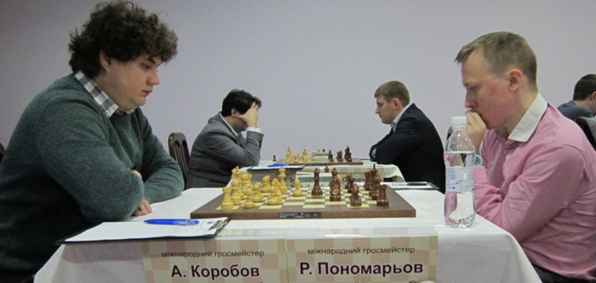 Чемпионат Украины по шахматам: фавориты были биты