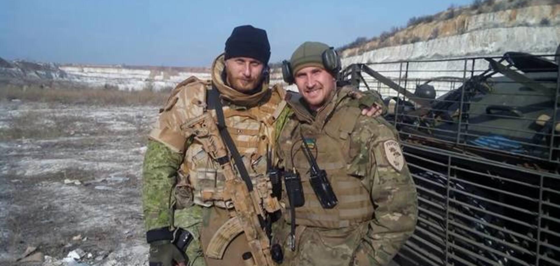Экс-муж Ириши Блохиной стал 'киборгом' и обещает защищать донецкий аэропорт 'до конца'