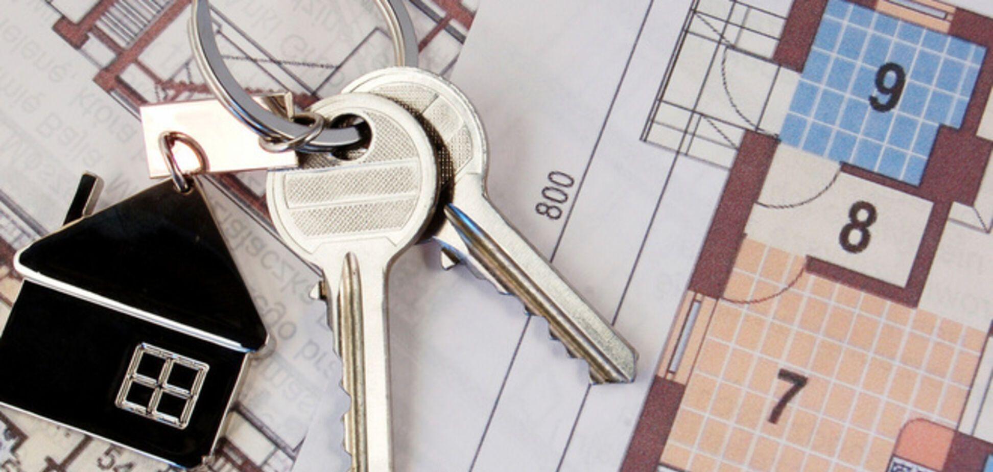 В Киеве рухнули продажи жилья