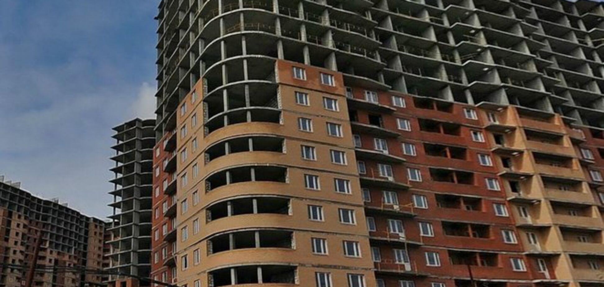 Рынок жилья в Украине: пациент в 'коматозном' состоянии