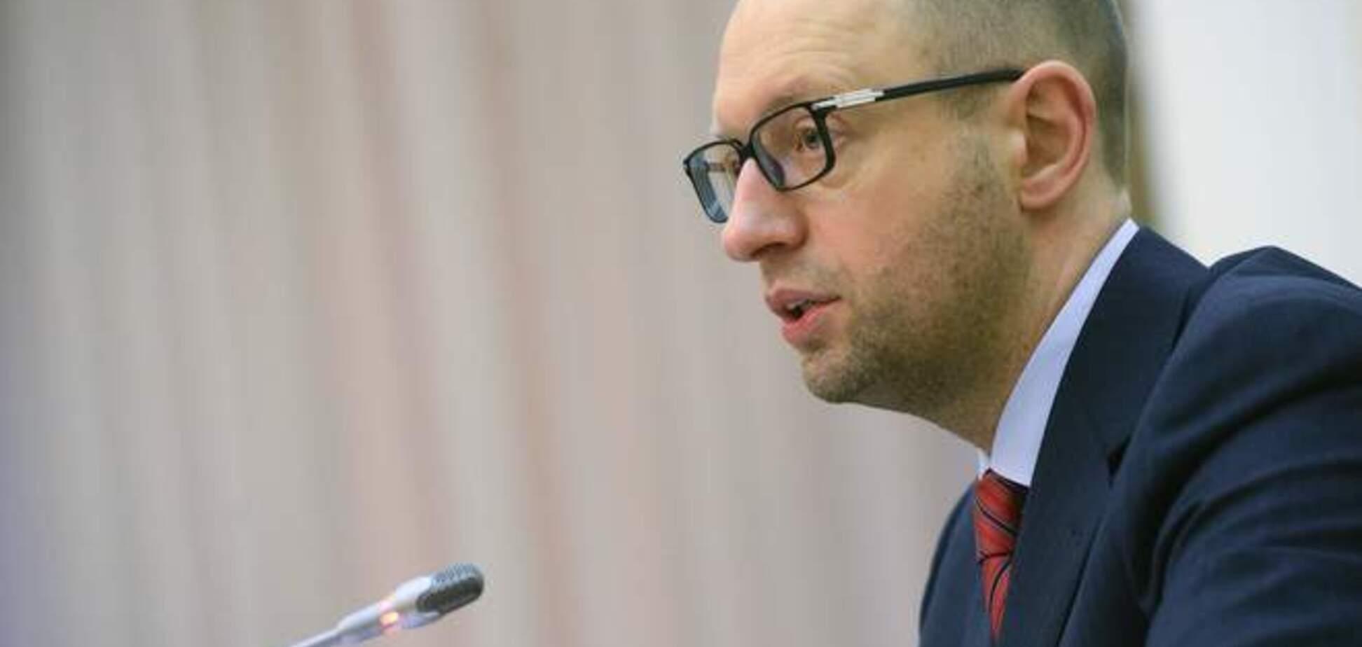 Яценюк предложил назначить вице-премьером по евроинтеграции иностранца