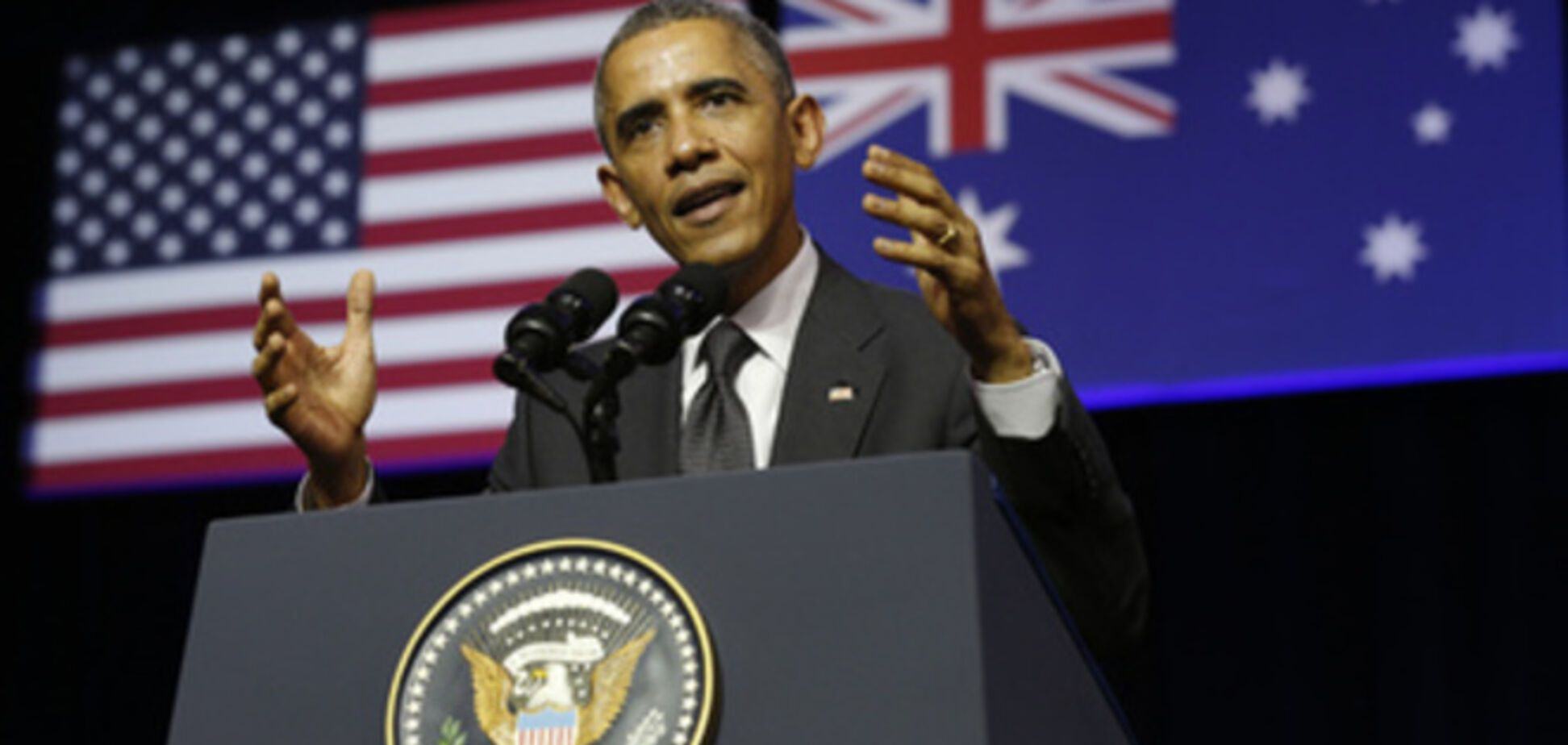 Обама на саммите G20 опять сравнил Путина с Эболой