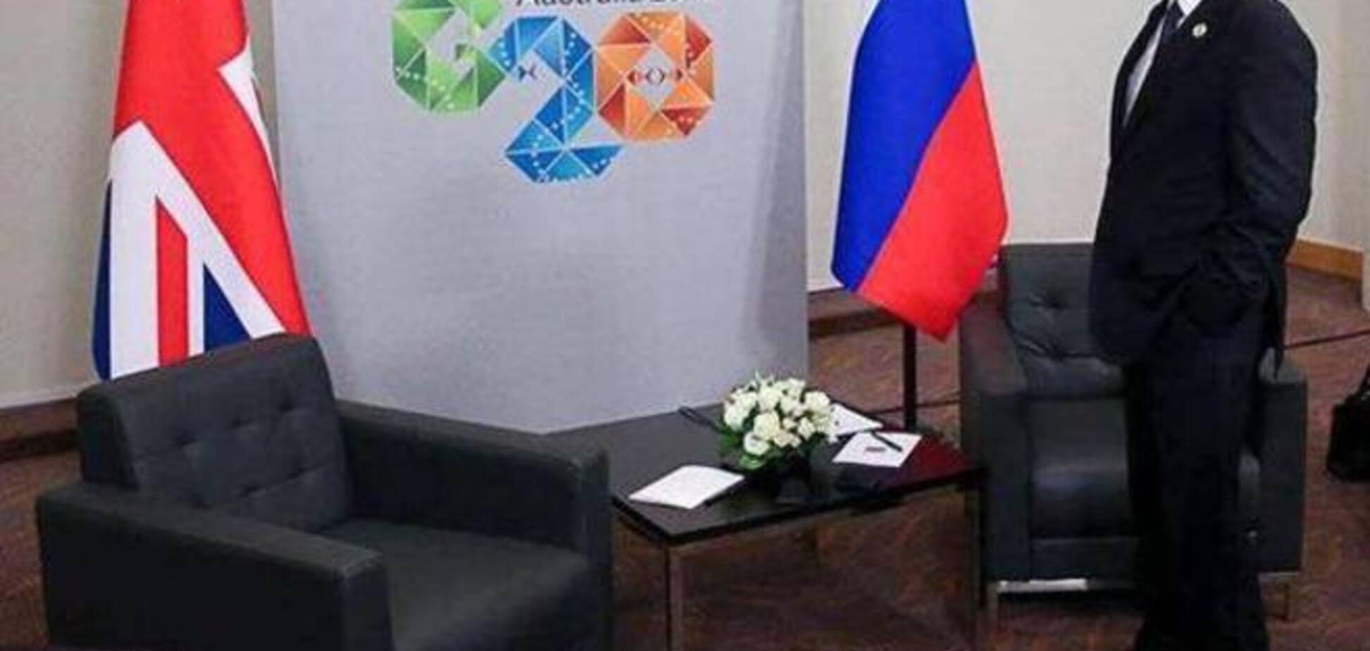 Визит на G-20 нанес Путину серьезный психо-эмоциональный удар