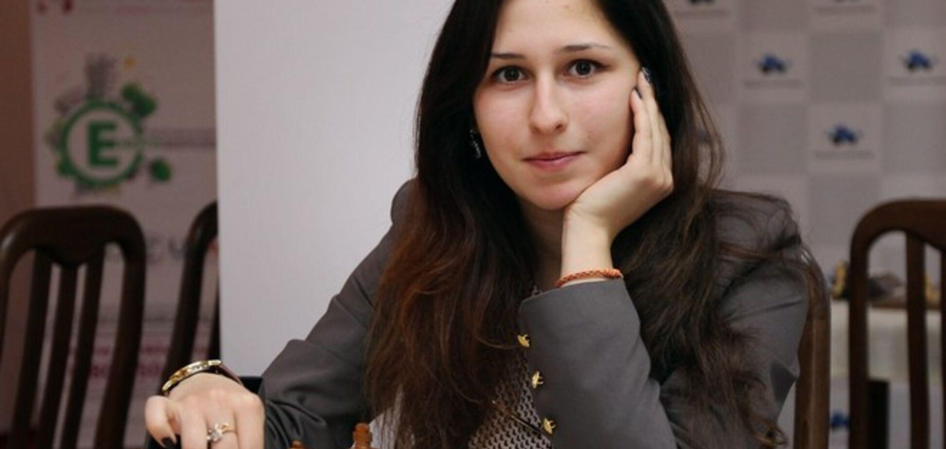 На чемпионате Украины по шахматам отметили 'день мира'