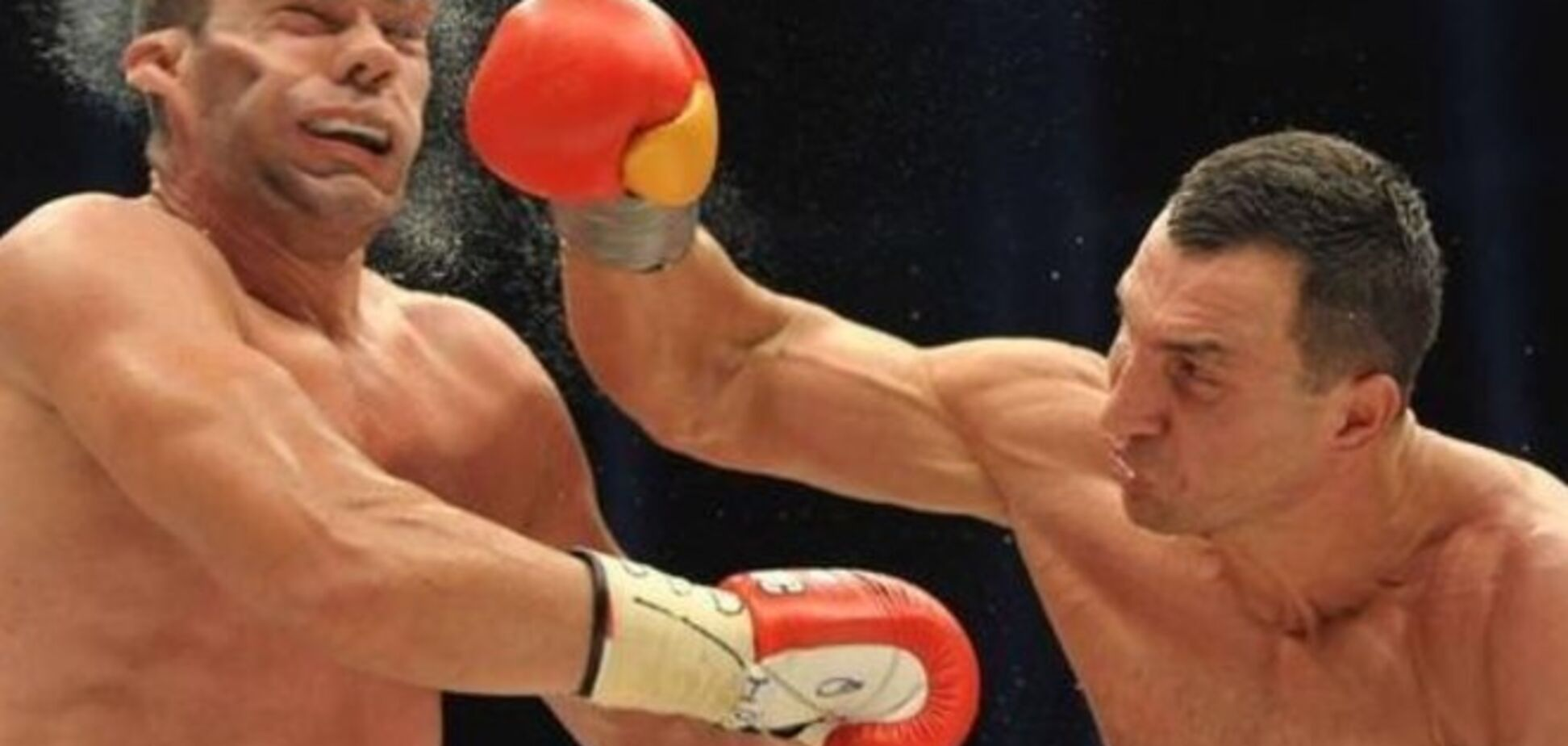 Кличко обогнал Пакьяо в рейтинге лучших боксеров мира