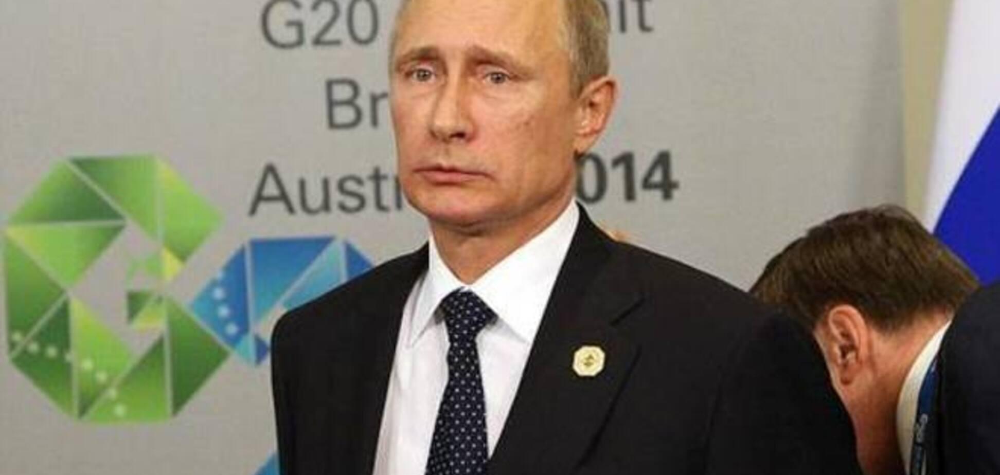 Виявляється, Путін заткнув усіх за пояс в Брісбені