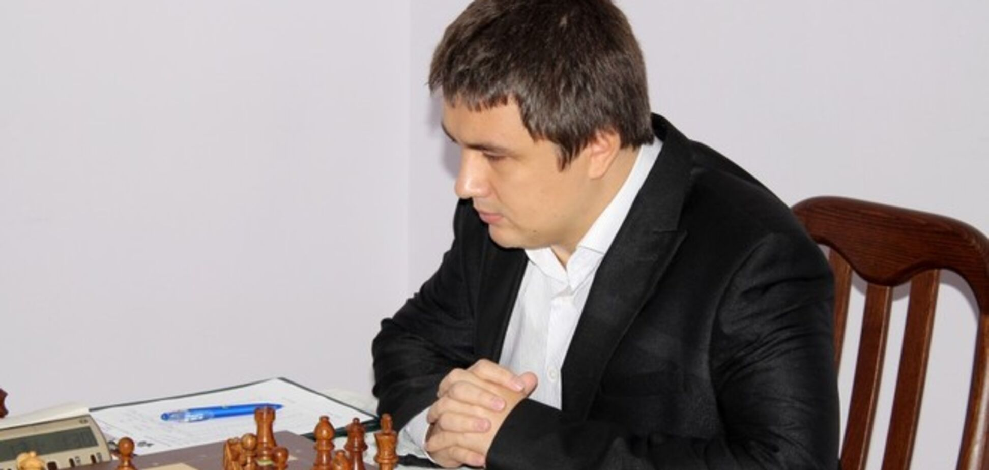 На чемпионате Украины по шахматам установилось многовластие