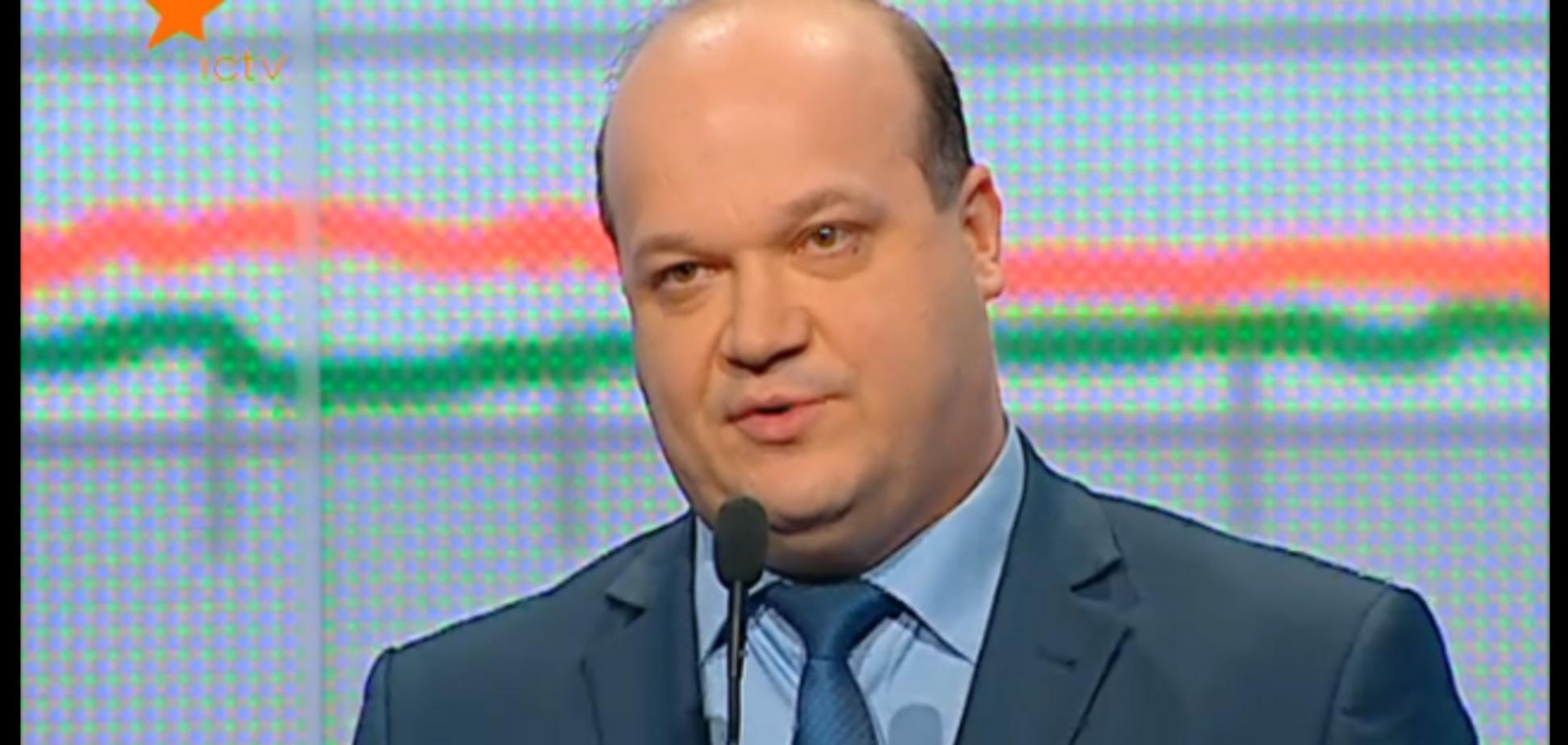 Чалый рассказал, почему Украина не уничтожает российскую технику на границе
