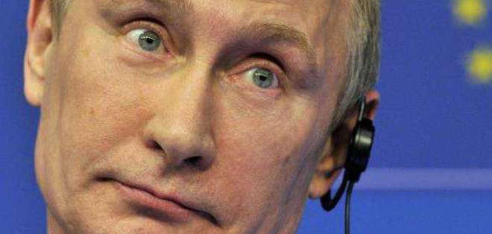 В мережі наочно показали, як 'по-дилетантськи' бреше Путін