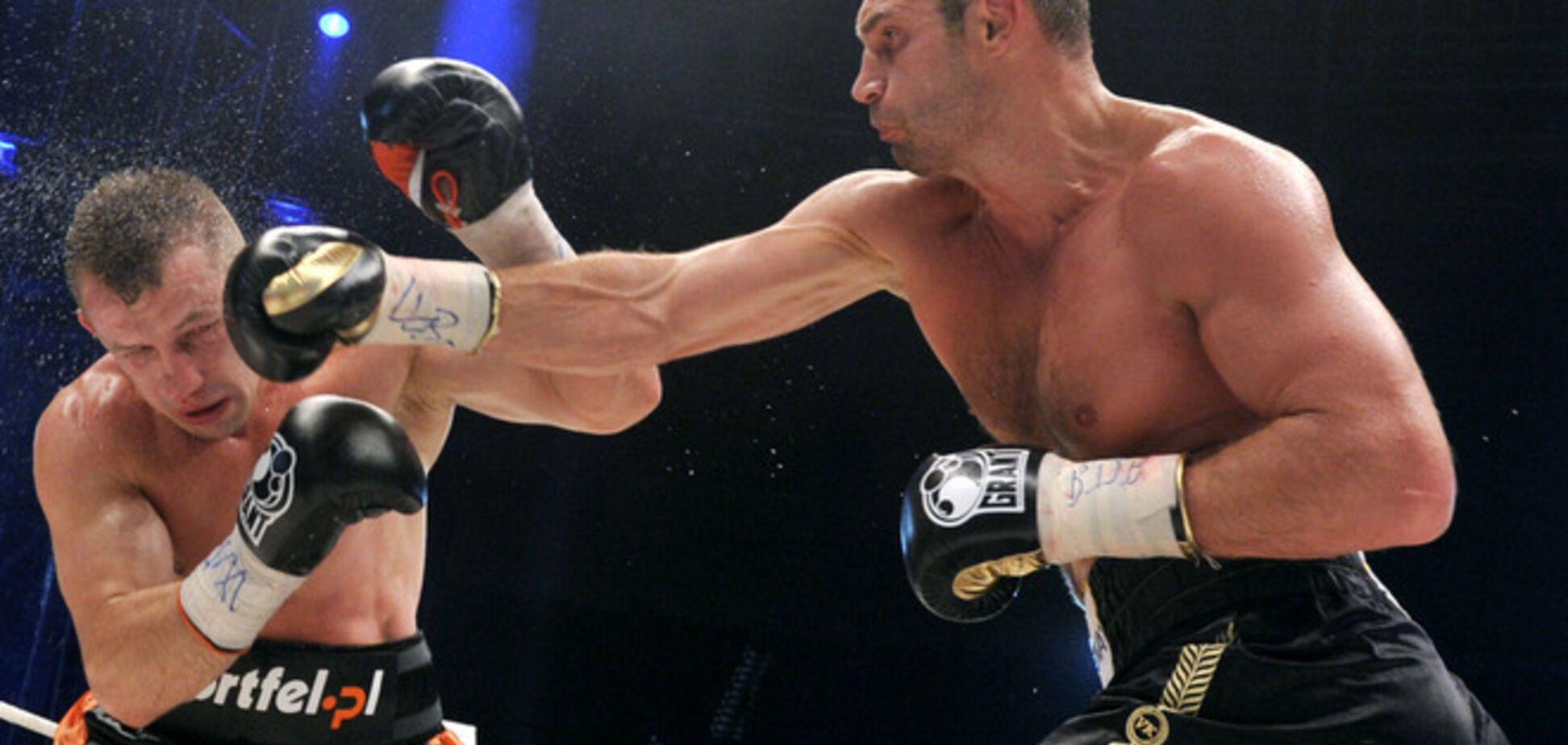 Виталий Кличко считает брата непобедимым боксером