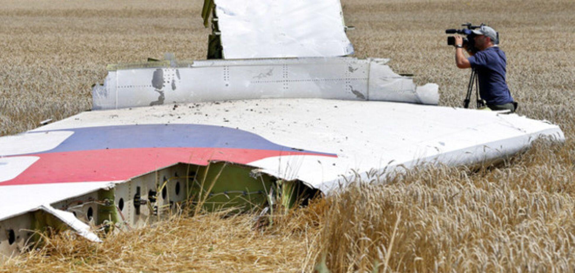 На месте крушения Boeing-777 на Донбассе найдены новые останки тел