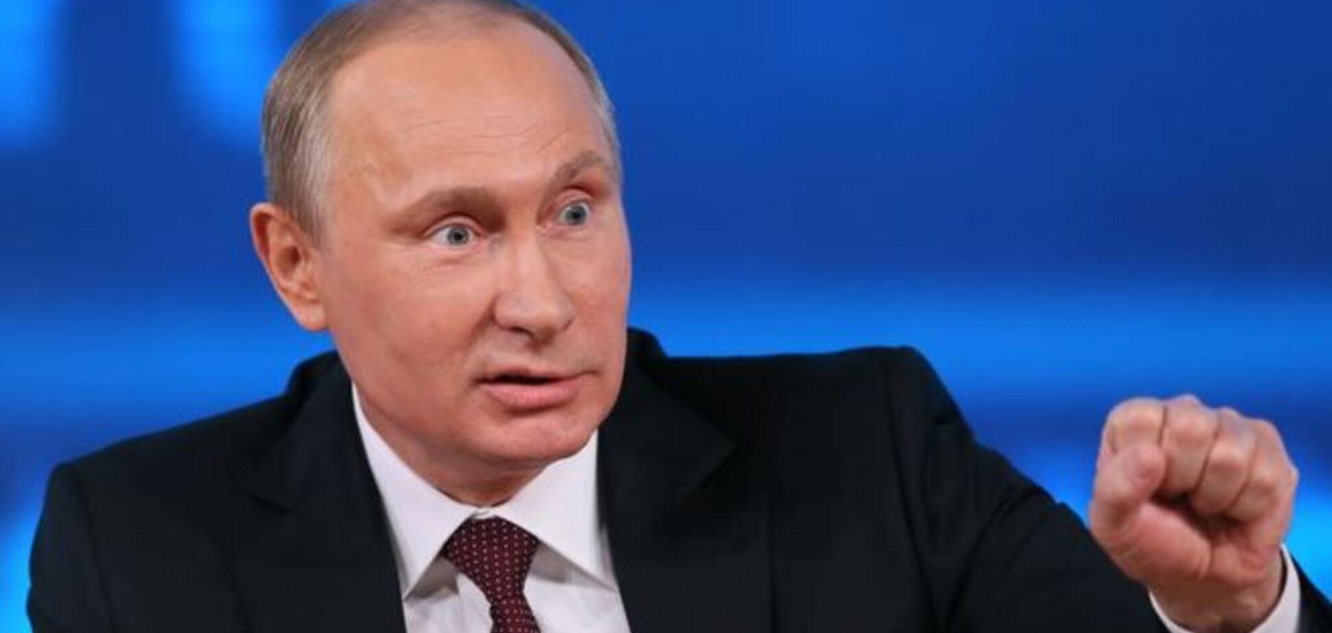 'Когда больной человек лечит мир': в России сочинили десятки новых анекдотов о Путине