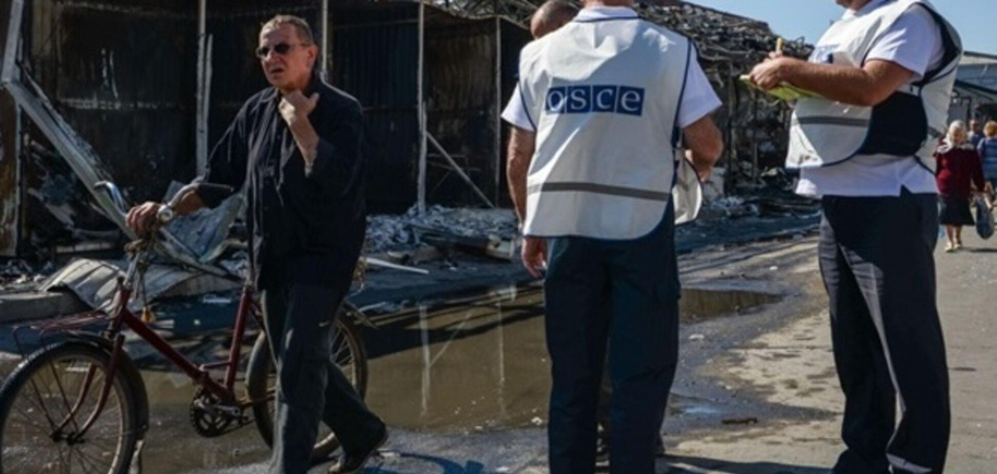 Россия требует увеличить в 2 раза количество своих наблюдателей ОБСЕ в Украине
