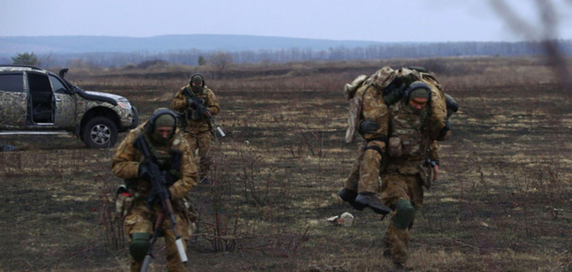 За сутки из-за обстрелов и подрывов на растяжках погибли 5 украинских военных
