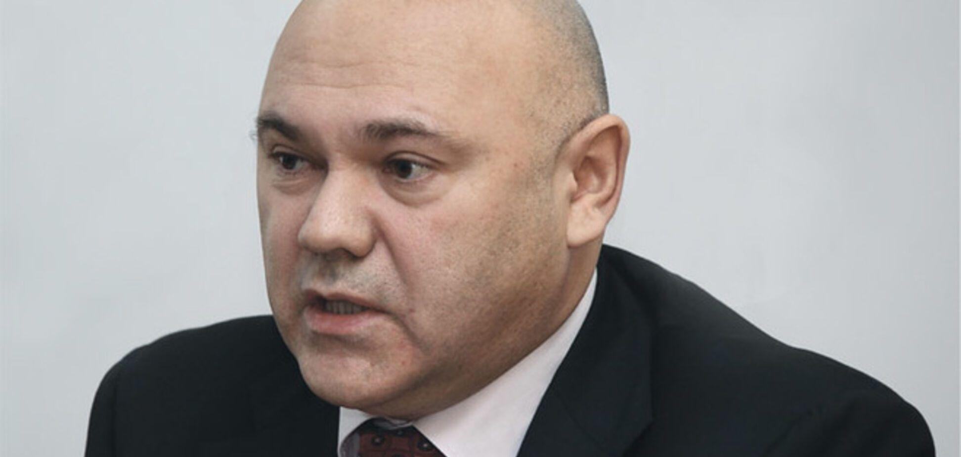 Борьбу с коррупцией в Госкомземе возглавил судимый выходец из России