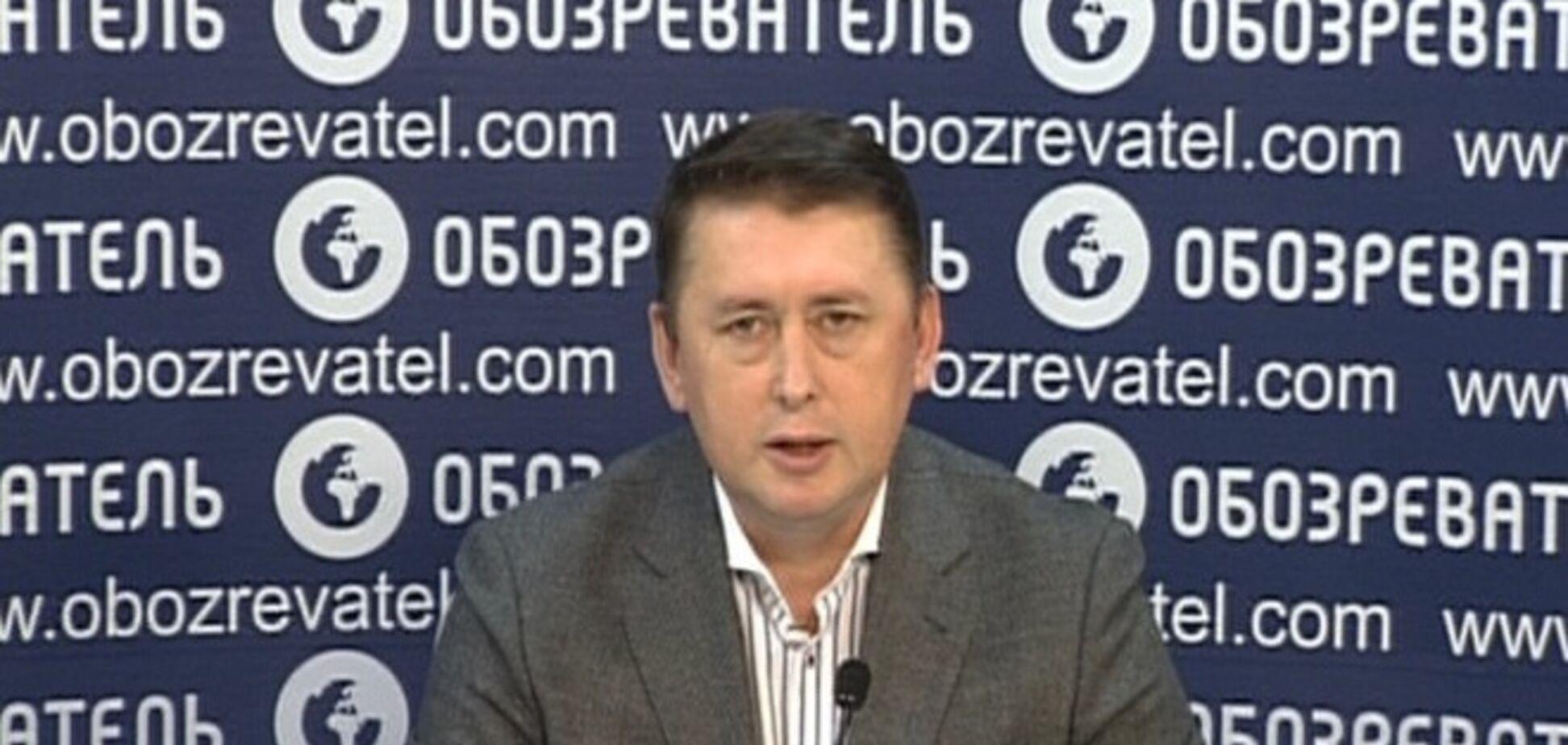 Суд над Кучмой должен стать неотъемлемой частью коалиционных обязательств - Мельниченко