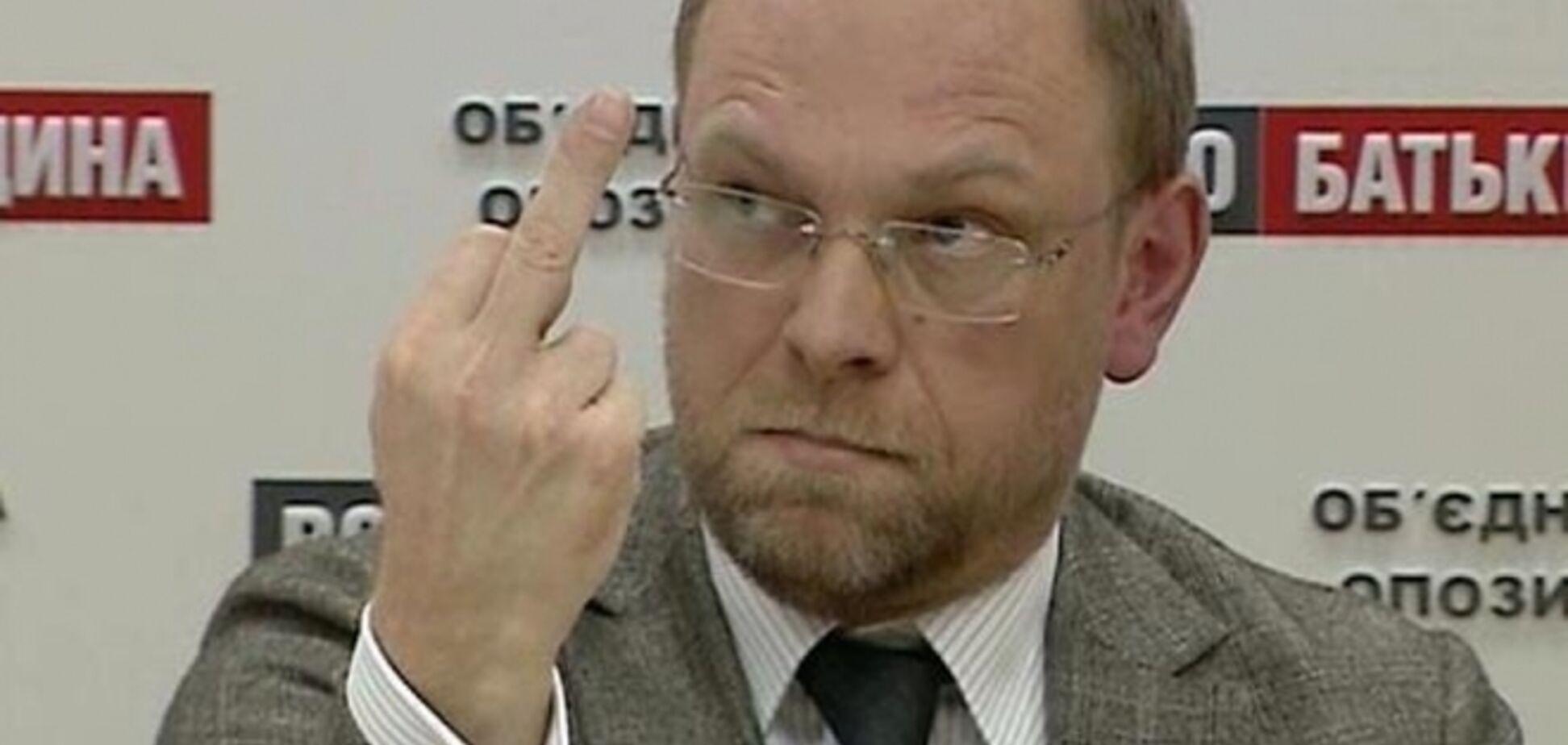 Окунская обвинила Власенко в подкупе премии 'Человек года' и снова выиграла у него суд