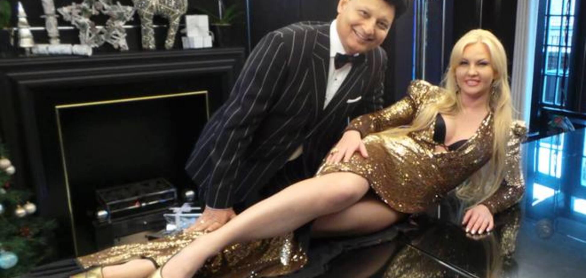 Камалия продает свое 'счастливое' платье ради бойцов АТО