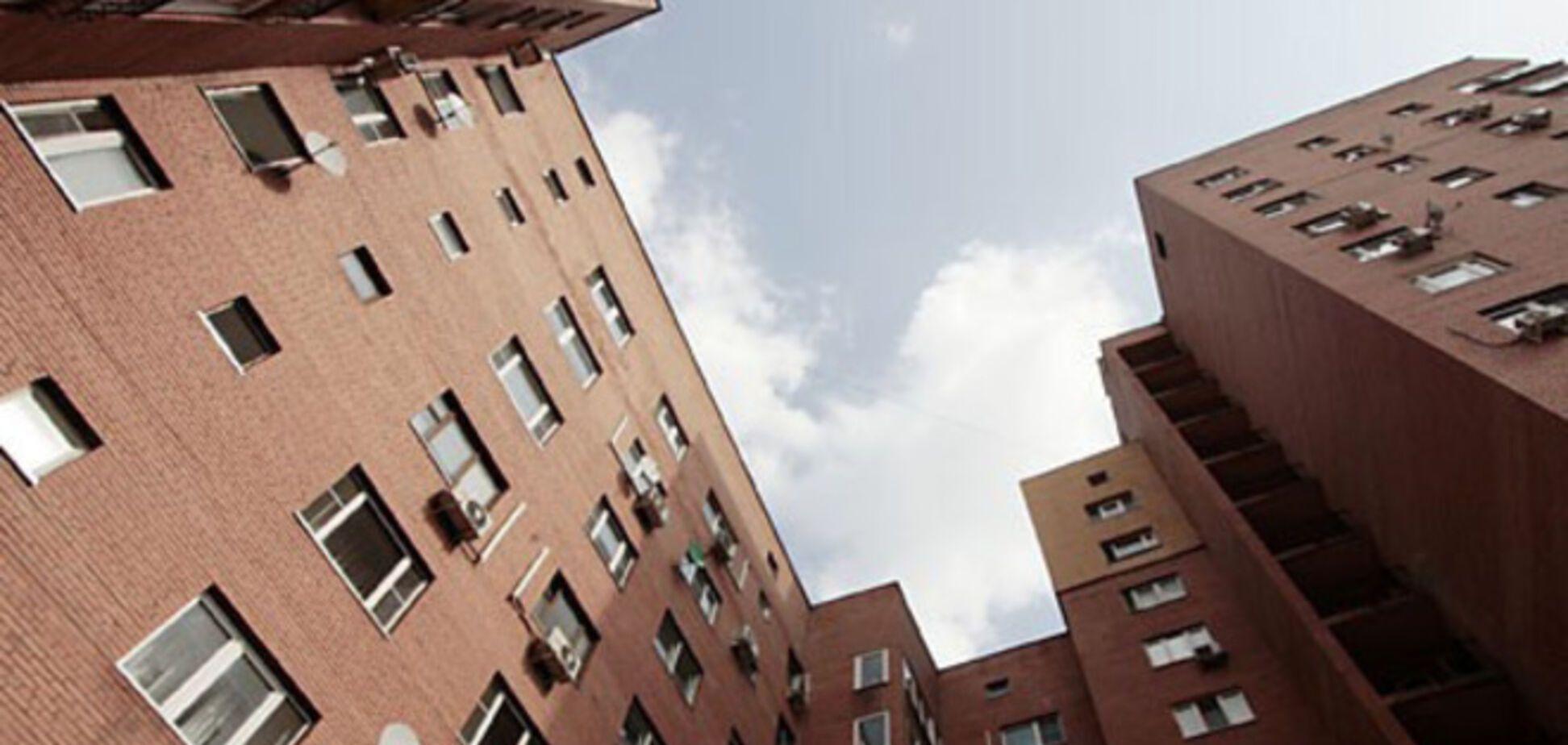 За последние 20 лет цены на недвижимость в Украине значительно упали