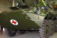 Раненого участника АТО в госпитале 'кинул' майор