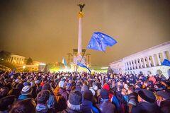 Українські 'зірки' про Майдан: це початок нової історії