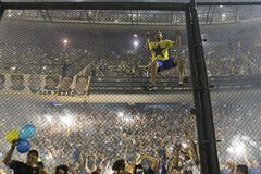 Аргентинські фанати влаштували грандіозне шоу: неймовірне відео