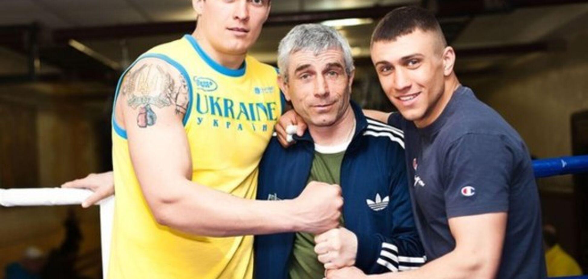Усика и Ломаченко обвинили в отсутствии патриотизма