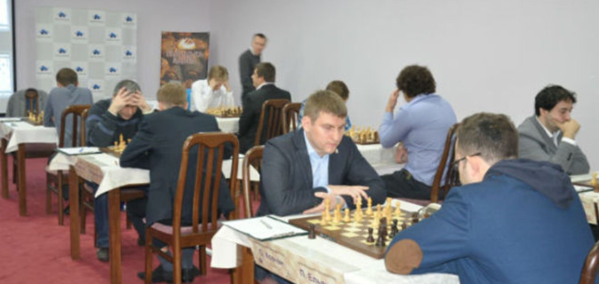 Чемпионат Украины по шахматам завершился триллером