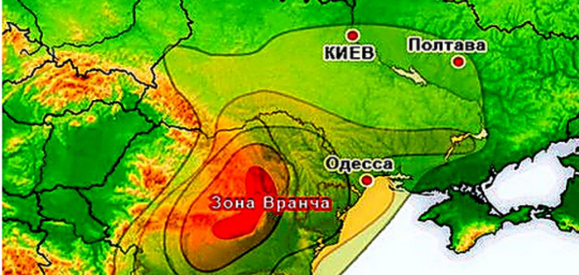 Сейсмолог об опасности землетрясения в Украине: Одесская область в зоне риска