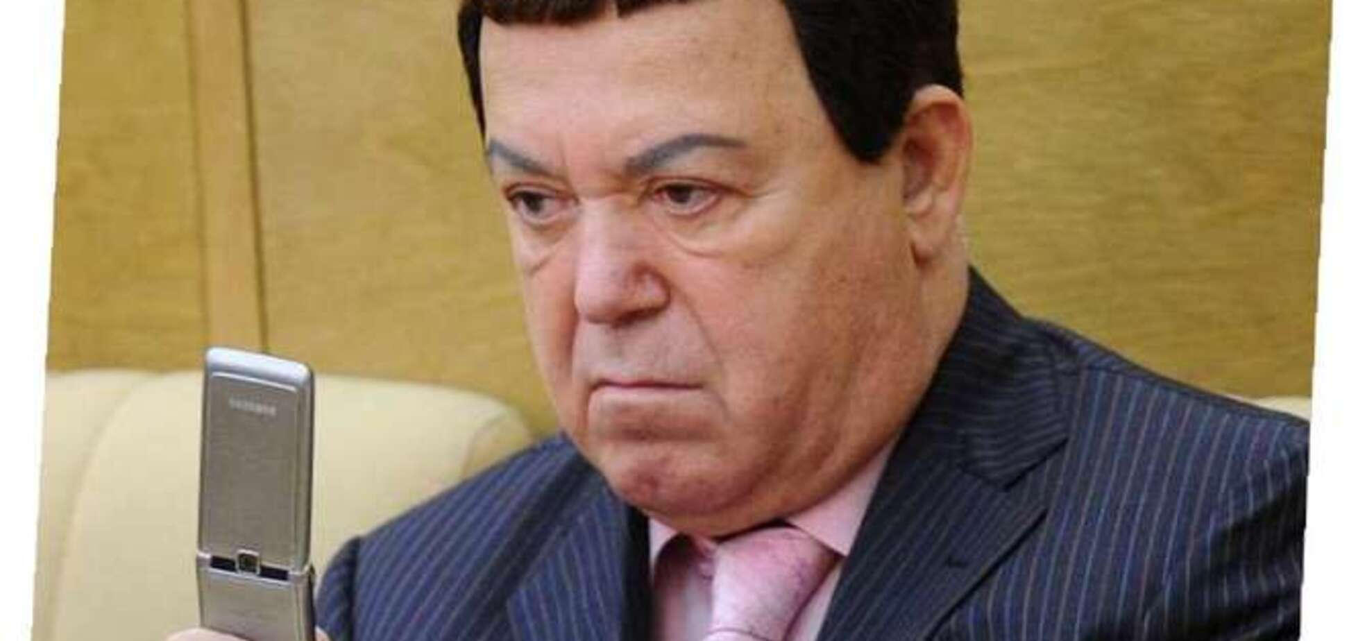 Депутат Госдумы Кобзон считает, что Майдан зомбировал украинцев