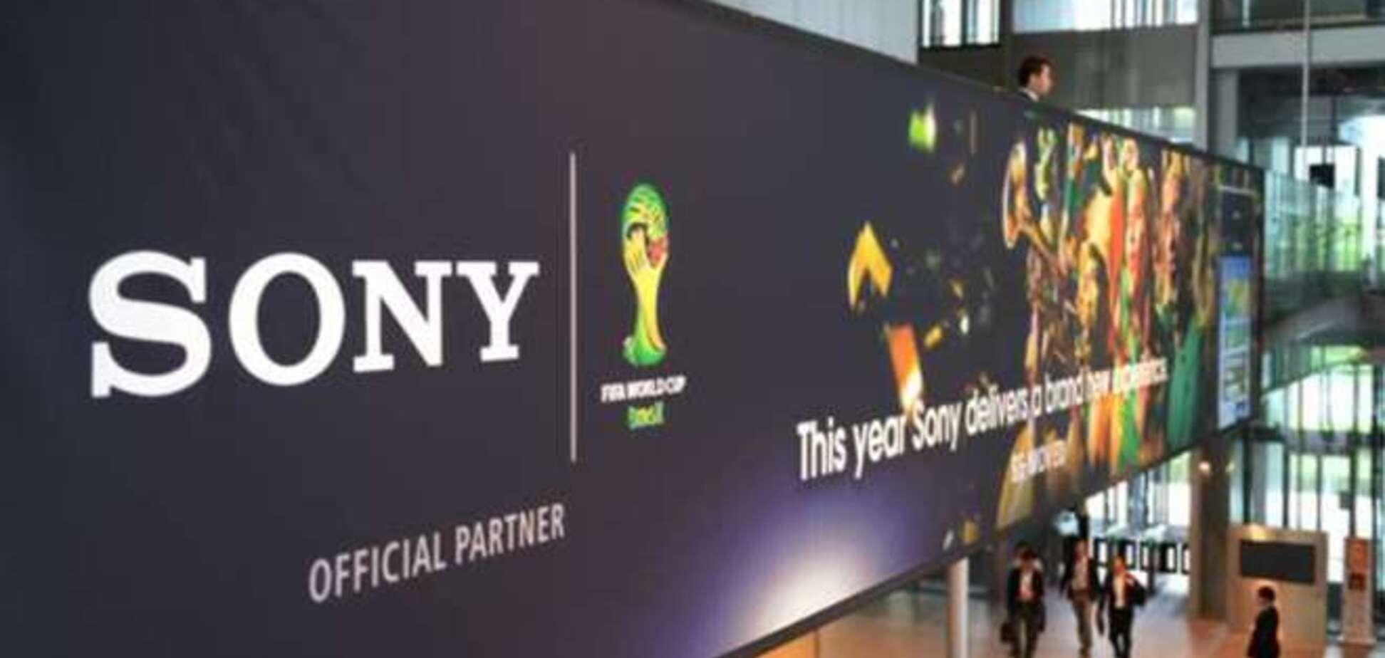 Компания Sony отказалась работать с ФИФА 'из-за России'