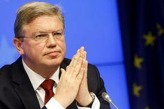 Фюле вважає країни Заходу відповідальними за кризу в Україні