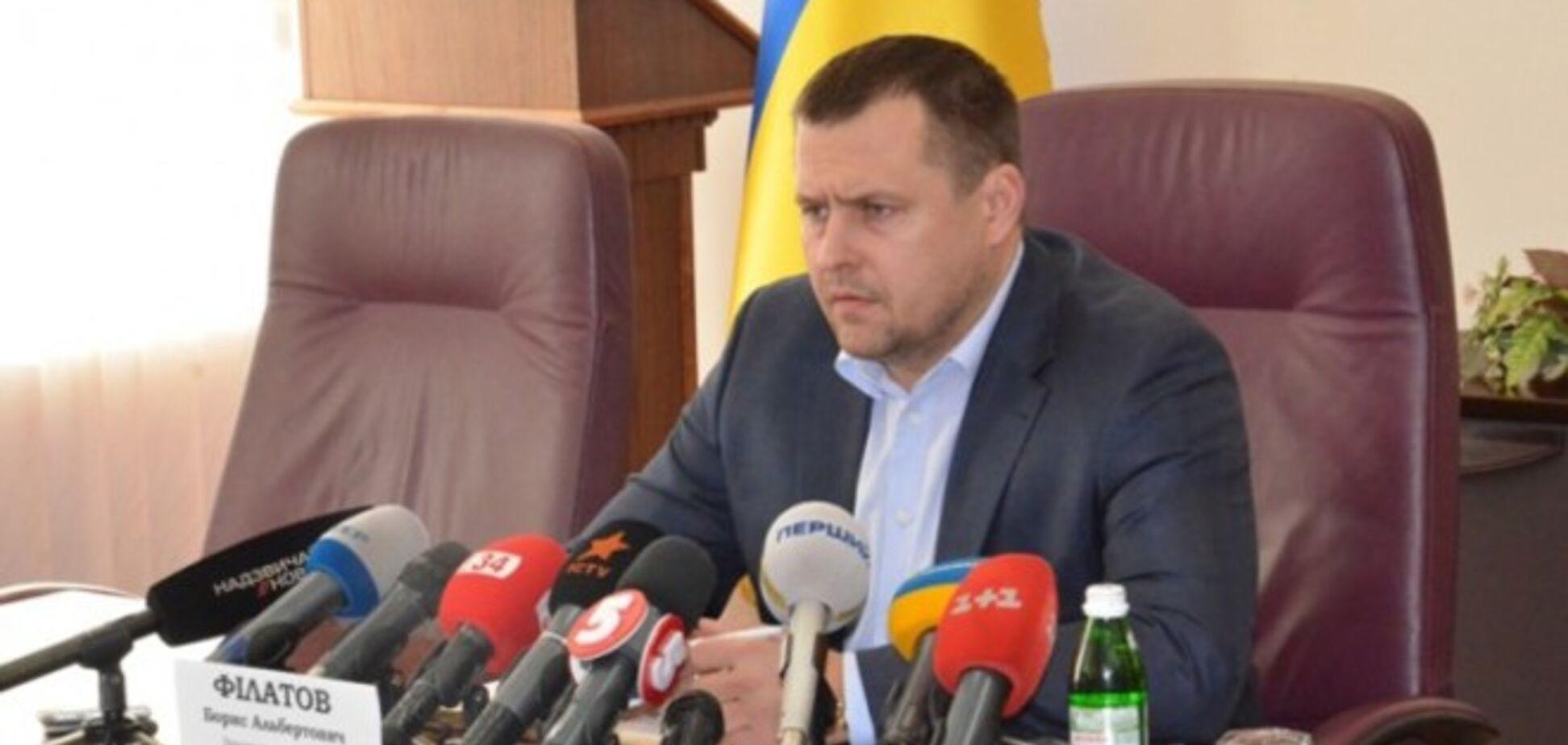 Заступник Дніпропетровського губернатора заявив про вихід з фракції Порошенко, пробувши в ній всього 5 годин