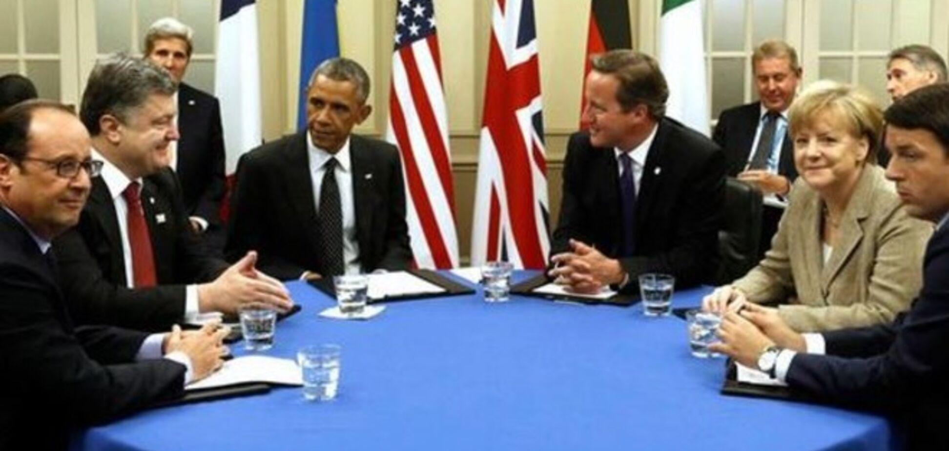 Російський політолог розповів, як Путіну вдається шантажувати Порошенка, Обаму і Меркель